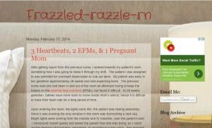 frazzled razzle rn
