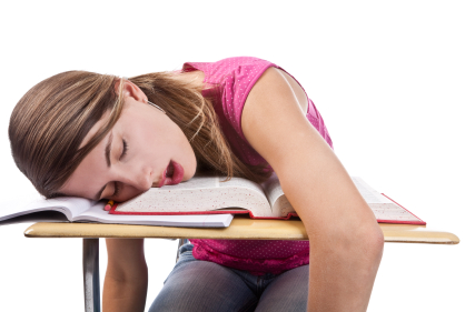 "A nursing student will never have uttered the phrase ""I couldn't get to sleep last night"". - http://www.NurseFuel.com"