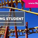 The Rollercoaster Life of a Nursing Student