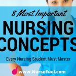 8 Most Important Nursing Concepts Every Nursing Student Must Master