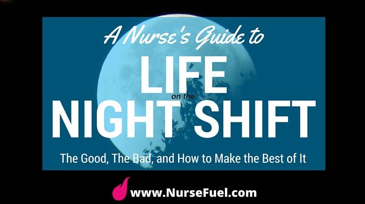 Life on the Night Shift - http://www.NurseFuel.com