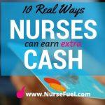 10 Real Ways Nurses Can Make Extra Money