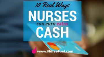 10 Real Ways Nurses Can Make Extra Money