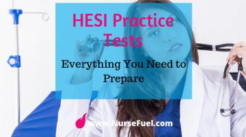 HESI Practice Tests